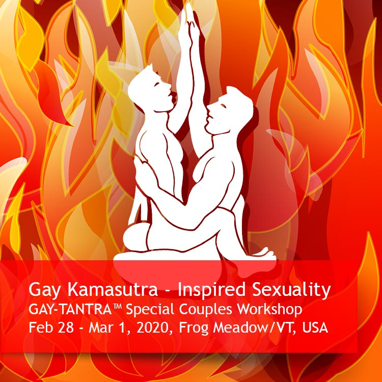 Gay Kamasutra Couples Workshop Frog Meadow