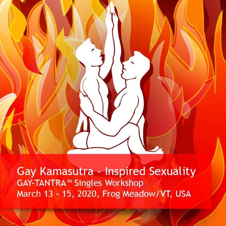 Gay Kamasutra Singles Workshop Frog Meadow