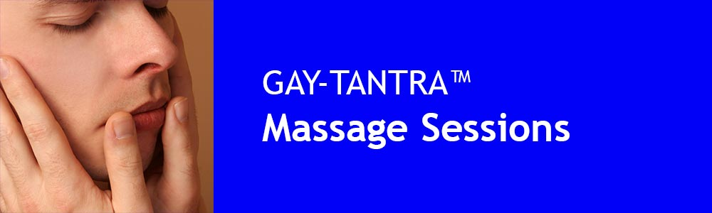 GAY-TANTRA Massage Session Being Touched