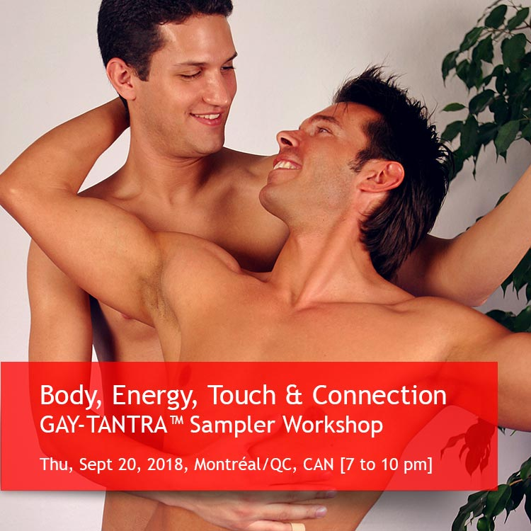 Body, Energy, Touch & Connection Montreal