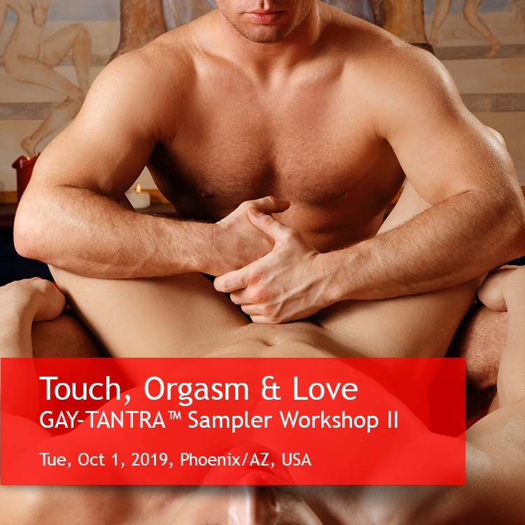 Touch Orgasm & Love Phoenix