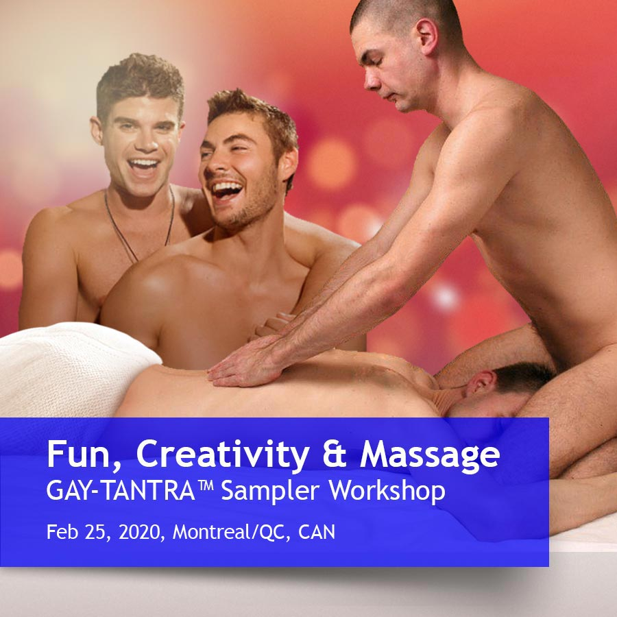 Fun, Creativity & Massage Montreal