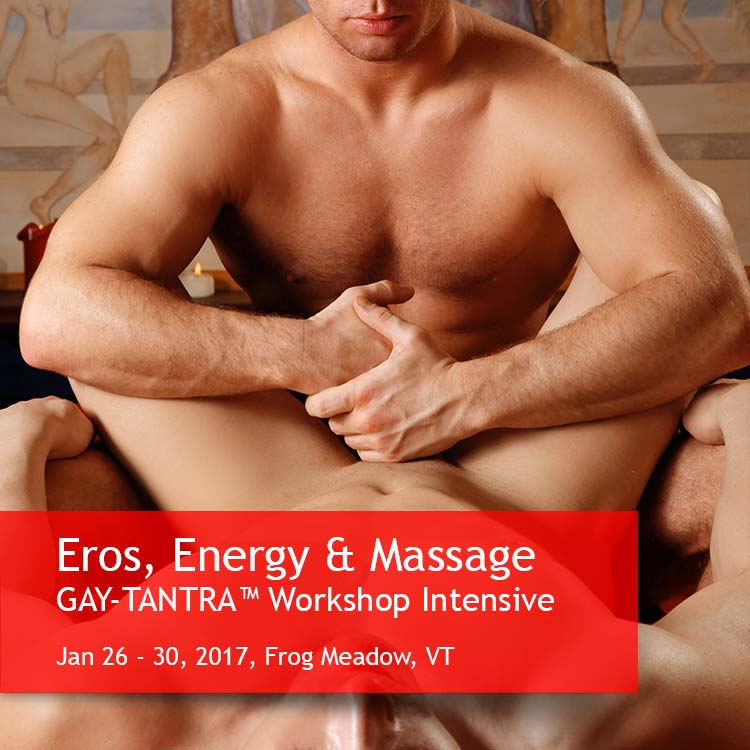 Workshop Eros Energy & Massage