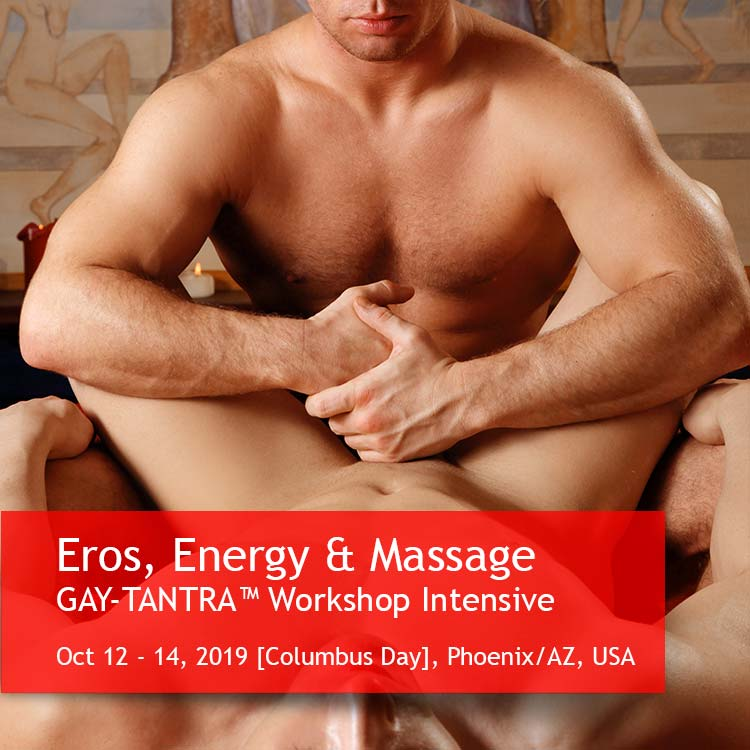 Eros, Energy & Massage Workshop, Phoenix