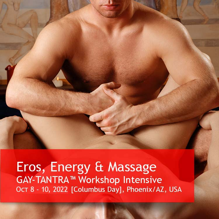 Workshop Eros Energy Massage Frog Meadow