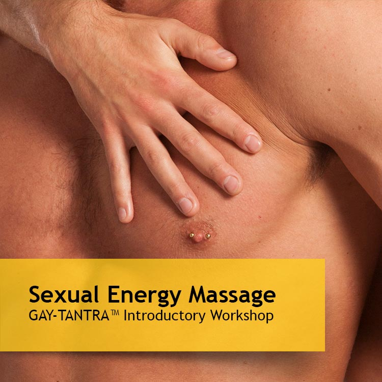 Workshop Sexual Energy Massage