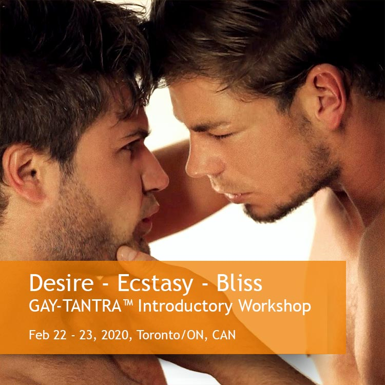 Workshop Desire Ecstasy Bliss